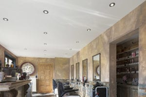 kapper spanplafond 1
