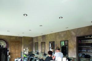 kapper spanplafond 3
