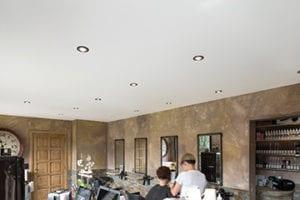 spanplafond kapper 3
