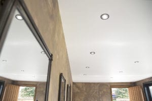 Kapper spanplafond 4