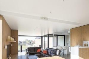 spanplafond woning