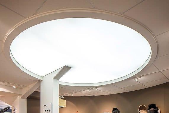 spanlux lichtplafond