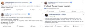 spanlux facebook recensies