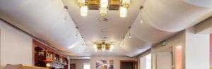 spanplafond chens garden home