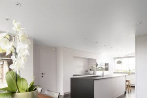 spanplafond keuken spanlux