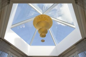 spanlux spanplafond koepel