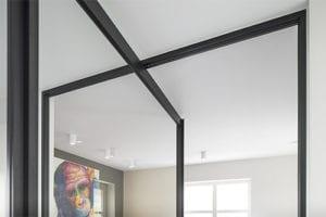 living spanplafond